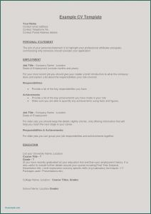 Soccer Player Resume Template - Football Player Resume