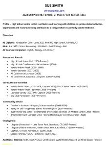Soccer Resume Template - 44 Design Sample social Work Resume