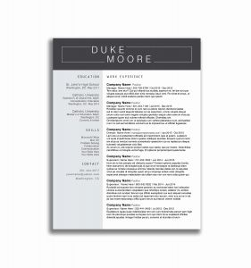 Software Engineer Resume Template Word - Tele Engineer Resume Elegant software Engineer Resume Template