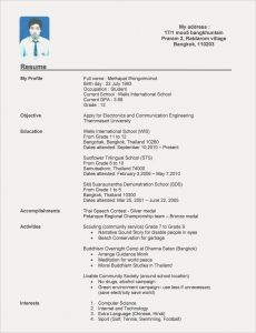 Sports Resume - Resume Sport Science Inspirationa Making Free Resumes Awesome