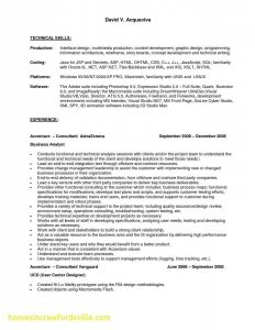 Sql Resume - Resume Synonyms for Experience Unique Awesome Examples Resumes