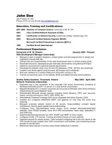 System Engineer Resume - System Engineer Resume Luxury 30 Systems Engineer Resume Free