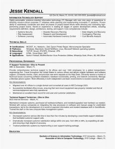 System Engineer Resume - Puter Hardware Engineer Resume Lovely Resumes Objective Statement