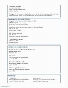 Teacher Resume Template Microsoft Word - Creating A Resume Template In Word Paragraphrewriter