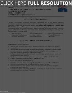 Technician Resume - Electrical Engineer Resume Ressume Template Lovely Type Resume