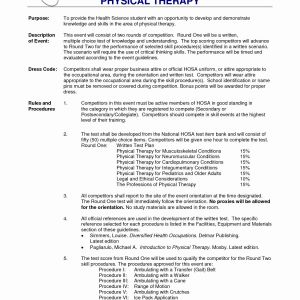 Therapist Resume Template - 35 Elegant Sample Physical therapy Resume J0q