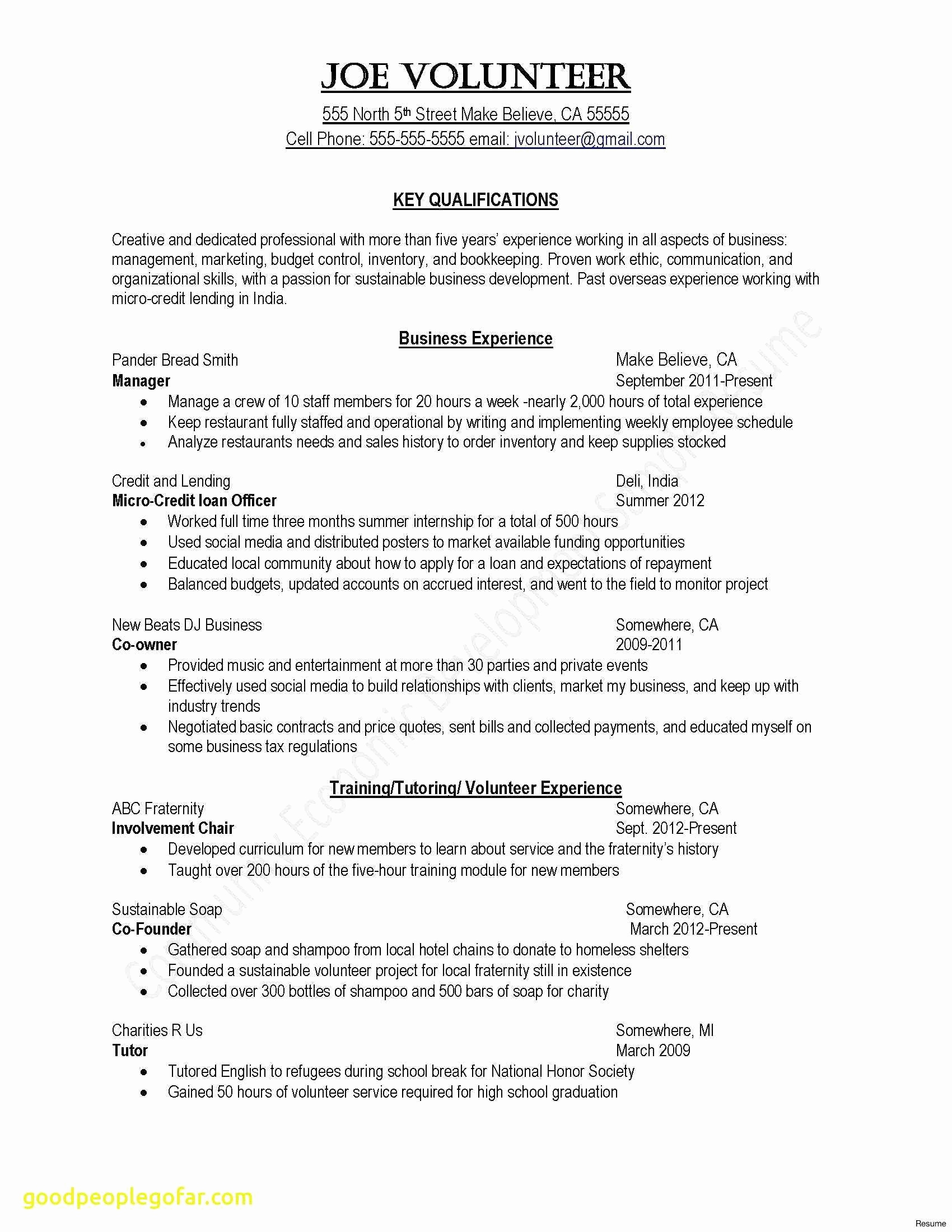 8 twitter resume template examples