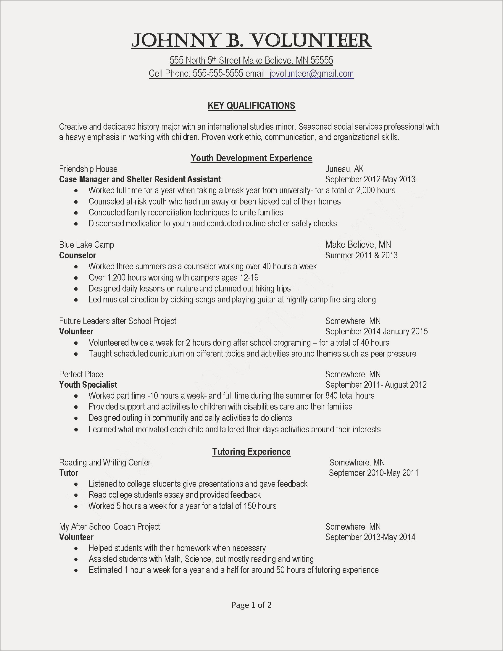 uh resume template Collection-Social Work Resume Skills – Resumes Skills Examples Resume Examples 0d Skills Examples for 20-p
