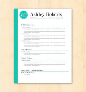 Uiuc Resume Template - 37 Standard Effective Resume formats