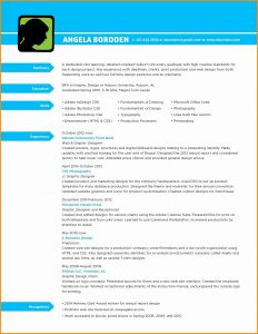 University Of Alabama Resume Template - Graphic Design Cover Letters New Awesome Graphic Design Resume