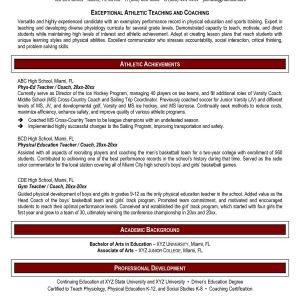 University Of Florida Resume Template - High School Student Resume Templates Free Beautiful Best Resume for