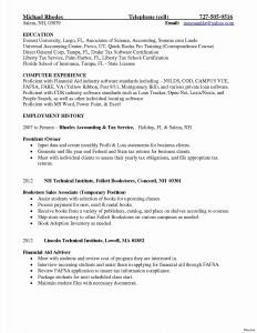 University Of Florida Resume Template - New Examples A Good Resume Template