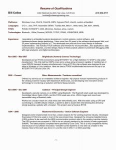 Ut Austin Resume Template - Ut Austin Resume Template – 47 Inspirational Resume Experience