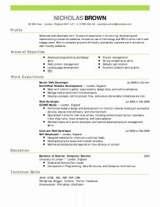 Uta Resume Template - How to format Resume Nmdnconference Example Resume and Cover