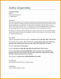 Utd Jsom Resume Template - Pongo Resume Inspirationa Sample Resume for Pongo Resumes
