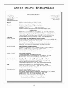 Utexas Mccombs Resume Template - Ut Resume Nmdnconference Example Resume and Cover Letter