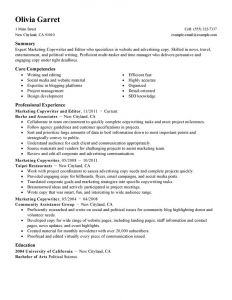 Video Editor Resume Template - Resume format Edit Template Ideas with Hirnsturm