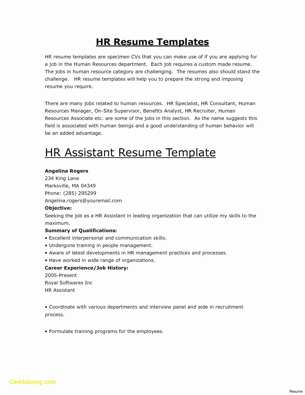 yoga teacher resume template little experience Collection-Job Resume Templates Download Download top Ten Resume format Awesome Resume Template Builder Fresh Od 17-i
